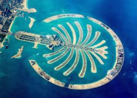 Palm Islands: les trois archipels en forme de palmier
