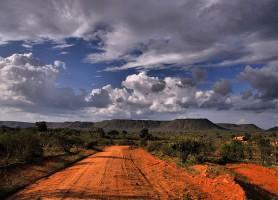 Parc national de Tsavo East : comme dans une Savane !