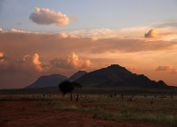Parc national de Tsavo East