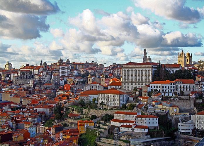 porto portugal tourisme et lieux d 39 int r t que visiter. Black Bedroom Furniture Sets. Home Design Ideas