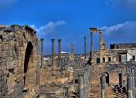 Théâtre antique de Bosra