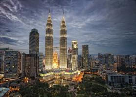 Tours petronas : les tours Jumelles les plus hautes du monde !