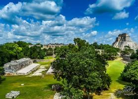 Uxmal : le passionnant voyage archéologique