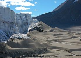Vallées sèches de McMurdo: un paradis de glace