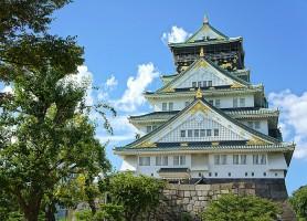 Château d'Osaka: symbole de la beauté nippone