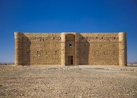 Châteaux du désert: des résidences en plein désert
