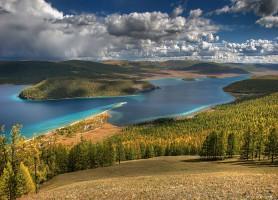 Lac Khövsgöl: explorer une merveille de paysage