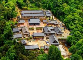 Temple Haeinsa : une référence en Corée