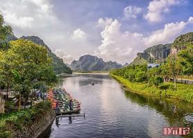 Trang An: un jardin d'éden au Vietnam