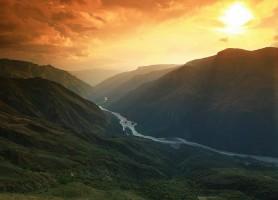 Canyon de Chicamocha: la somptueuse entaille
