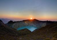 Mont Kelimutu