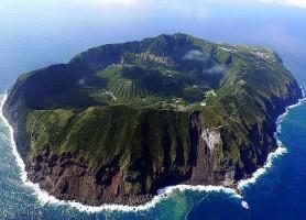 Volcan Aogashima : le sensationnel refuge
