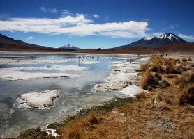 Laguna Hedionda : le lac aux flamants roses