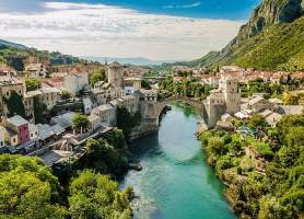 Mostar: le magnifique héritage oriental en Europe