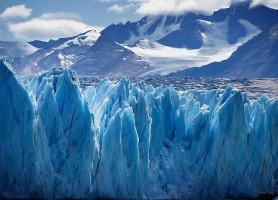 Glacier Upsala : la pétillante vallée de glaces
