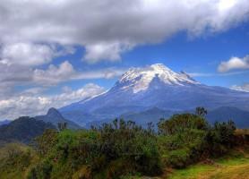 Volcan Cayambe: découvrez cette perle de l'Équateur