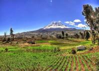 Volcan Chimborazo