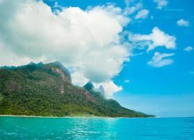 Île Tioman: découvrez et explorez un petit coin de rêve