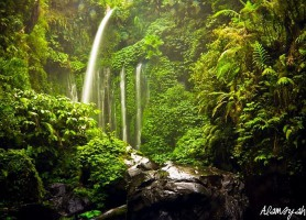 Chutes de Tiu Kelep : de sublimissimes cascades !