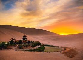 Dunhuang: la cité chinoise aux magnifiques traits