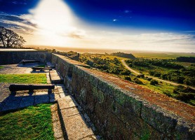 Fort de santa teresa: sur les traces des conquêtes hispano-portugaises