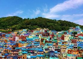 Gamcheon: la séduisante cité de la culture