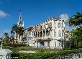 Georgetown : la ravissante capitale sud-américaine