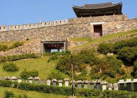 Gongsanseong: l'émouvante résidence fortifiée