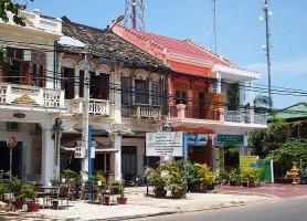 Kampot: la magnifique ville maritime du Cambodge