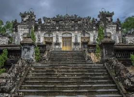 Mausolée de Khải Định: le plus surprenant tombeau impérial