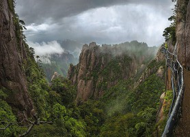Mont Sanqing: un mont de valeur universelle exceptionnelle