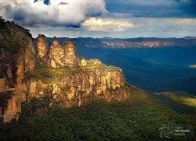 Montagnes Bleues: les merveilles paradisiaques australiennes