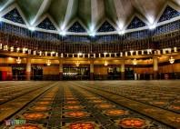 Mosquée de Putrajaya