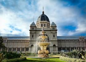 Palais royal des expositions: la virtuose de Melbourne