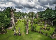 Parc du Bouddha