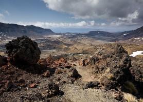 Parc national de Tongariro: la terre des Hobbits!