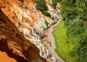 Source des Fées de Mui Ne: une vallée enchantée
