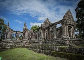 Temple de Preah Vihear: un temple d'une beauté particulière