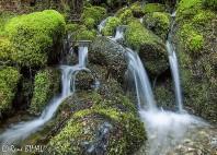Ohau waterfall