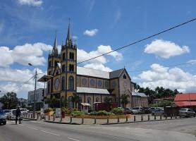 Paramaribo: découvrez une splendide cité culturelle