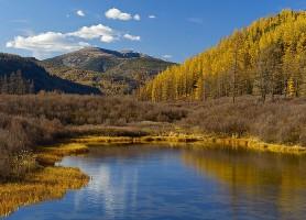 Burkhan Khaldun: allez à la conquête de cette montagne sacrée