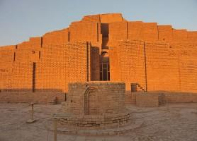 Chogha Zanbil: une belle ville antique de l'Iran