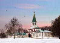 Eglises de Kolomenskoïe