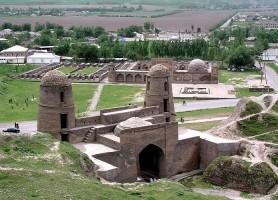 Fort de Gissar: une forteresse éblouissante