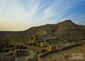 Fort de Ranikot: la Grande Muraille de Sindh