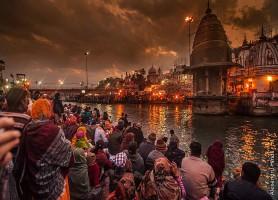Haridwar: une des sept villes sacrées de l'hindouisme