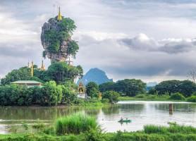 Hpa-An: un paradis aux formidables paysages