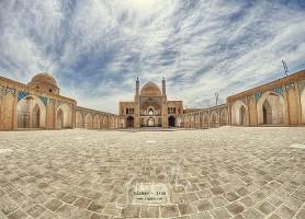 Kashan: découvrez cette ville exceptionnelle