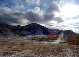 Parc naturel de Khorgo-Terkhiin Tsagaan Nuur: une nature diversifiée