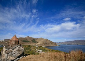 Lac Sevan: découvrez cette perle arménienne
